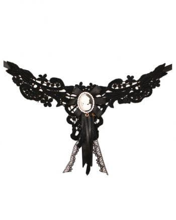 Viktorianisches Halsband Cameo
