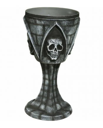 Gothic Totenkopf Kelch