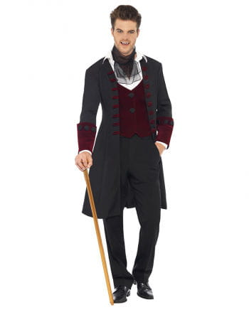 Gothic Vampir Kostüm für Männer