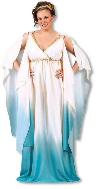 Greek Goddess Costume Plus Size