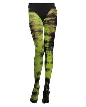 Batik Tights green
