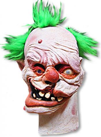 gummo clown maske verr ckte horror clown maske horror. Black Bedroom Furniture Sets. Home Design Ideas