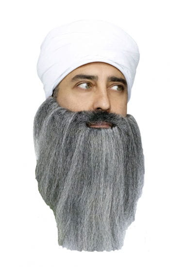 Guru turban white