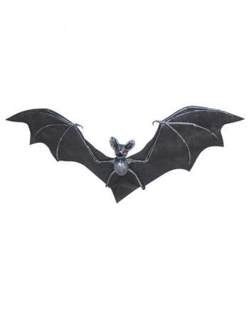 Hanging bat silver