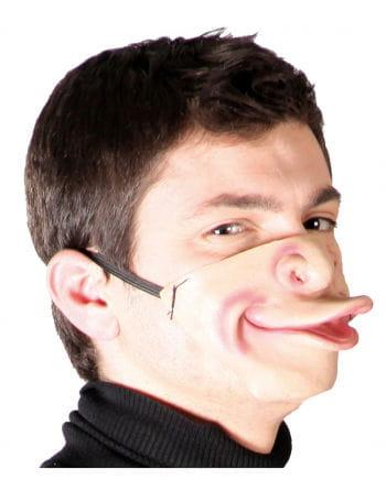 Halbmaske Duckface