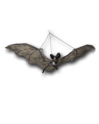 Bat with red eyes 54 cm