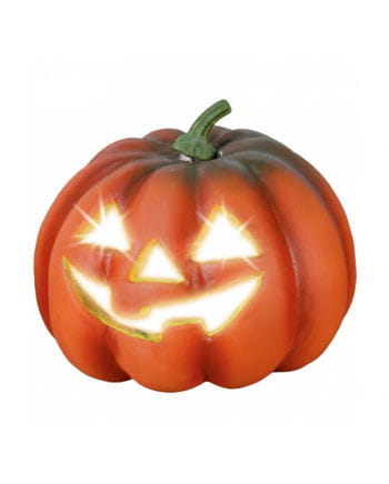 Halloween pumpkin with LED 23 cm