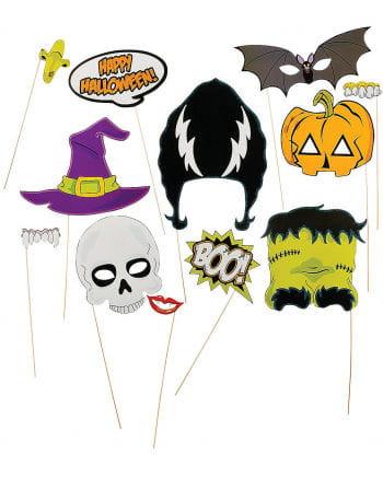 Halloween Photobox Accessories