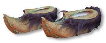 Goblin Shoes brown green