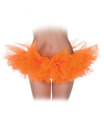Tutu neon orange