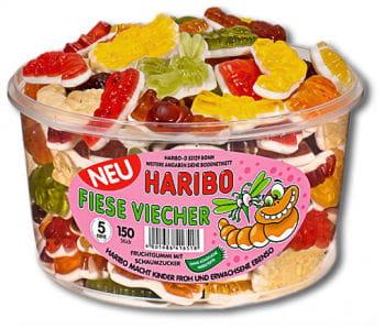 Haribo Fiese Viecher