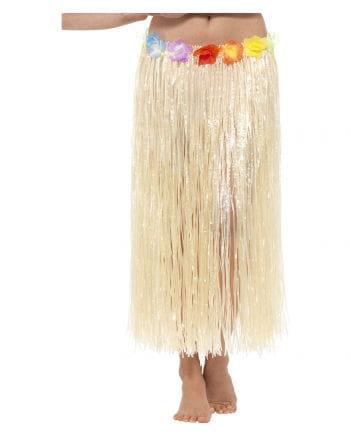 Hawaii Hula Skirt nature with flowers