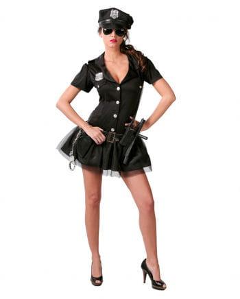 American Police Woman Costume