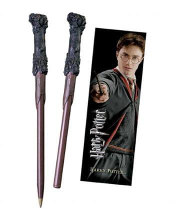 Harry Potter Wand Pen & Bookmark