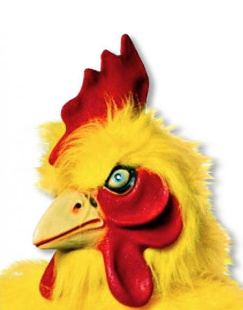 Chicken Mask Yellow