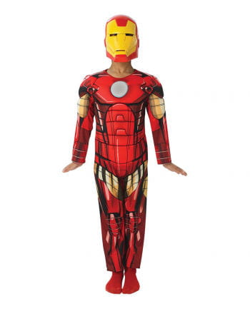 Iron Man Deluxe Child Costume