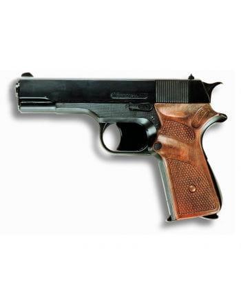 Jaguarmatic Pistole 13 Streifenschuss