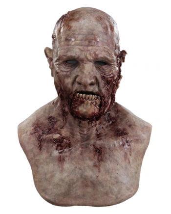 Jaw Break Zombie Silicone Mask