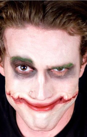 Joker Narben aus Latex