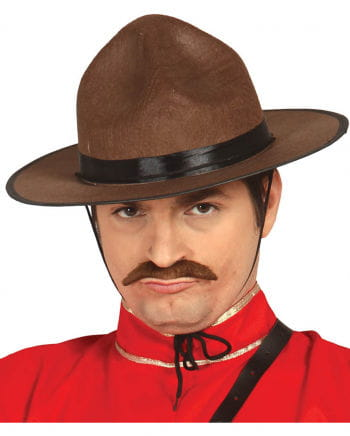 Canadian police hat