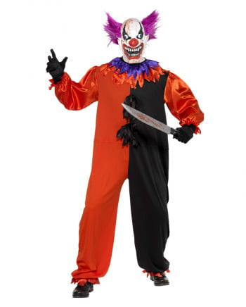 Killer Clown Costume Bo Bo