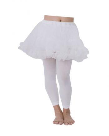 Children Petticoat White