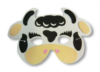 Kinder Maske Kuh