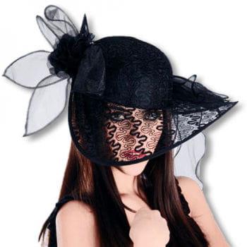 Klassischer Spitzen Hut