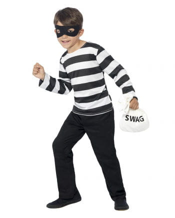 Little burglar costume