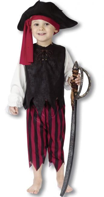 Kleiner Pirat Kostüm