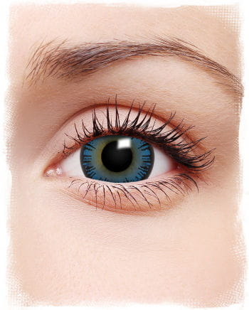 Doll Eye Contact Lenses Blue