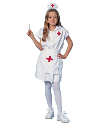 Kinder Krankenschwester Kostüm S S