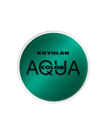 Kryolan Aqua Color green 15 ml