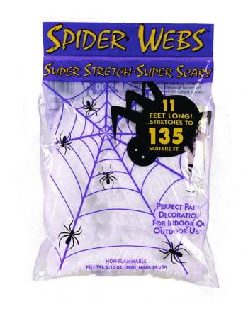 Cobweb 40gr white.
