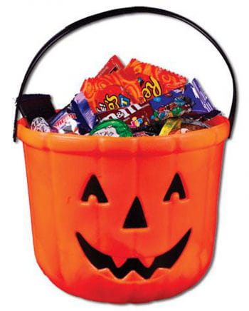 pumpkin bucket