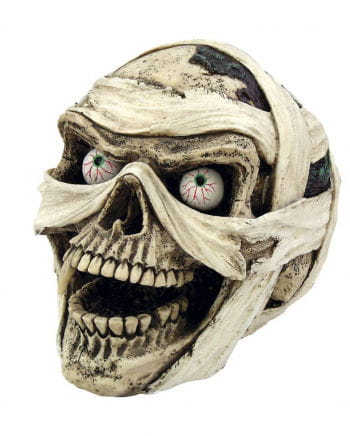 Laughing Skull mummy