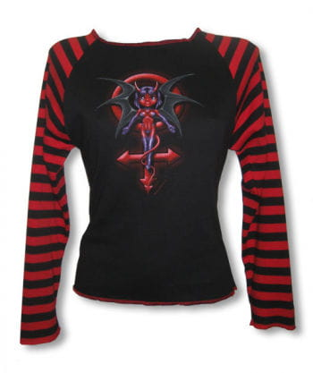 Shirt with print Devil Girl
