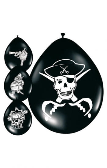 Piraten Luftballons