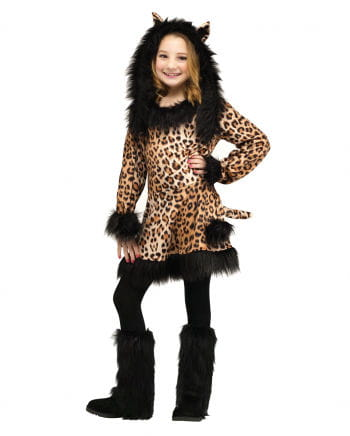 Leopard Children Costume