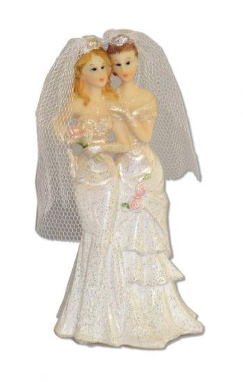 Lesbisches Hochzeitspaar 11,5 cm