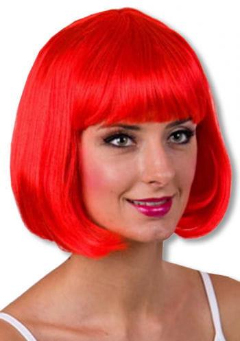 Lilo Wig Red