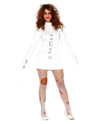 Straitjacket costume dress for women