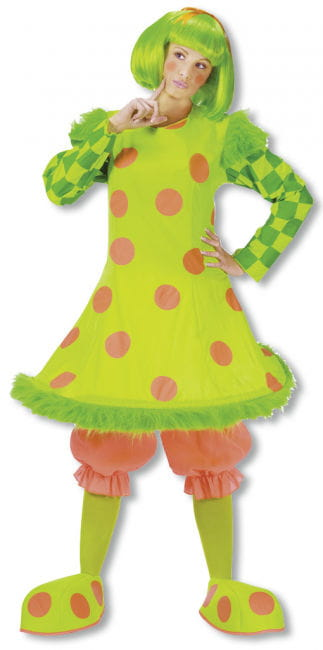 Lolli the Clown Costume