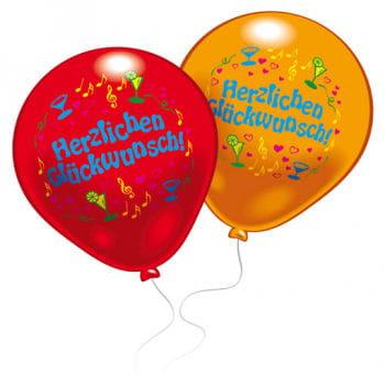 Balloon Congratulations