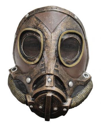 Steampunk Latex Gas Mask