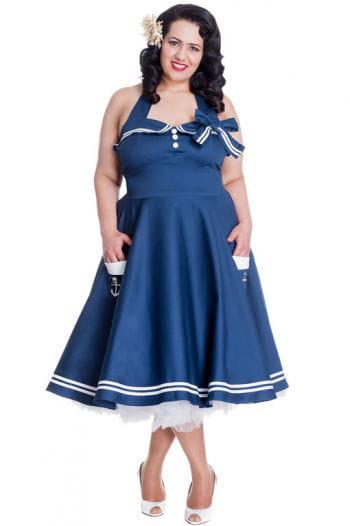 Sailor Dress Plus Size
