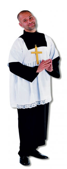 Altar boy robe Premium Plus Size