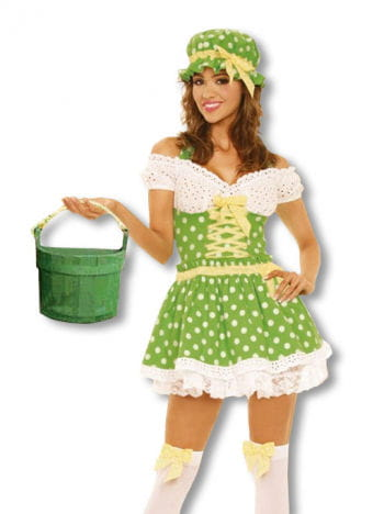 Milk Maid Costume Xtra Small