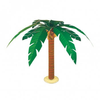 Palm as a table decoration 38cm