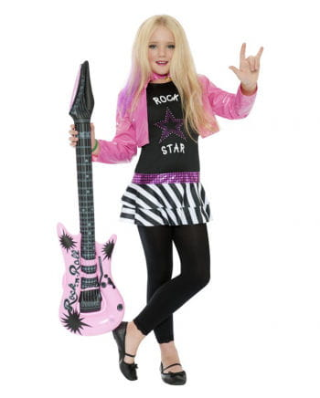 Mini Rockstar Children's Costume